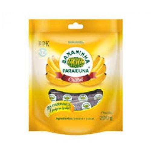 Bananinha Paraibuna cristal  200g