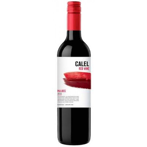 Vinho Calel Red Wine Malbec- 2017  750 ML