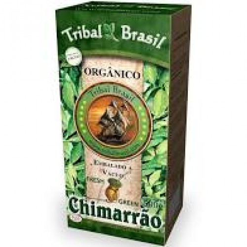 CHIMARRAO  ORGANICO TRIBAL BRASIL - ERVA MATE 500G