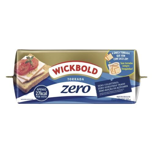 TORRADA WICKBOLD ZERO 140G
