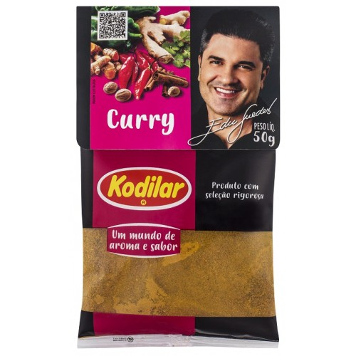 Curry - Kodilar  50g