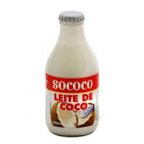 LEITE DE COCO TRADICIONAL Sococo 200 ML