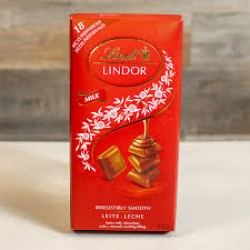 Chocolate Lindor Milk - Lindt 100 Gr