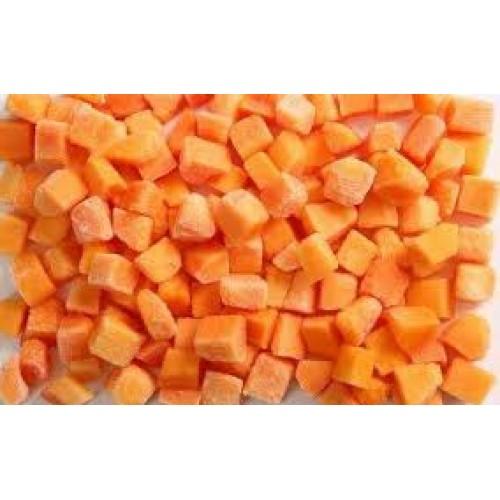 Mamão Congelado - Fruta 1 kg