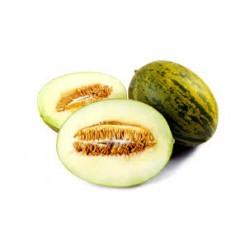 Melão Rei pele de Sapo - 1/2 melão 1 Kg
