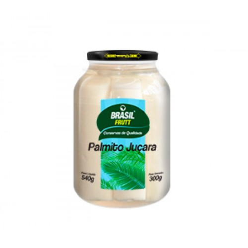 Palmito Juçara Tolete Brasil Frutt - 300 Gr