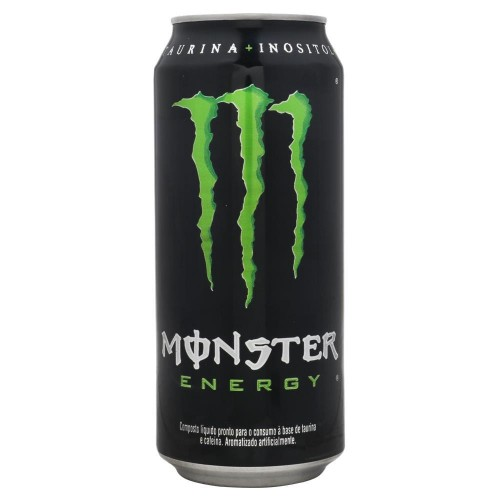 Energético Monster Gelado 473 ml