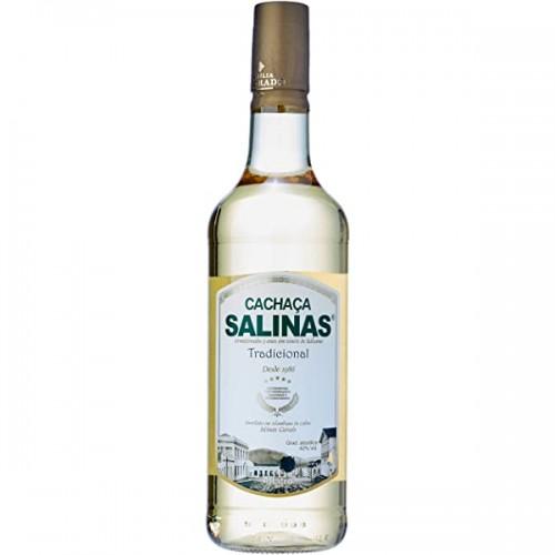 Cachaça Salinas - Tradicional 600 ml
