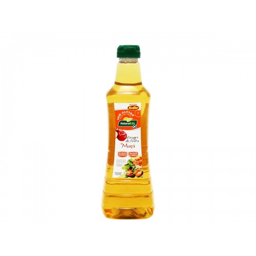 Vinagre de Maça- Natural Life 500 Ml