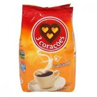 Café Torrado e Moído 3 Corações 500 g