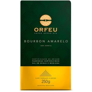 CAFE ORFEU BOURBON AMARELO TORRADO E MOIDO -250G