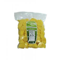 Mandioquinha A Vácuo  Higienizado - Vale Verde 400 Gramas