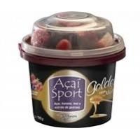 Açaí Pote Golden com Frutas vermelhas e mel - De Marchi 190 g
