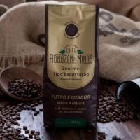 CAFE ARMAZENS DE MINAS GOURMET MOIDO 500 G