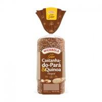 Pão de Forma Integral Castanha do Pará & Quinoa - WickBold 400g